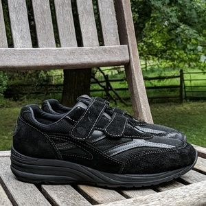 SAS Black JV Mesh Sneakers